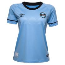 Camisa Feminina Grêmio Umbro Oficial Charrua 2018 -