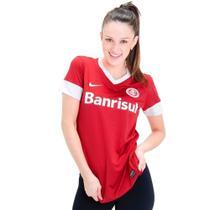 Camisa feminina internacional vermelha -