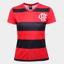 Camisa Flamengo 1995 n 10 - Edição Limitada Feminina - Braziline