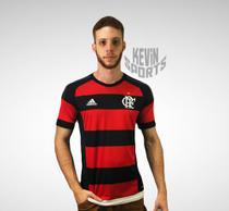 Camisa Flamengo adidas Rubro-negra 2015 -