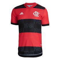 Camisa Flamengo I 21/22 s/n Jogador Adidas Masculina -