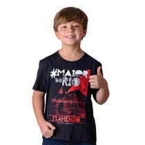 Camisa Flamengo Infantil Epic Braziline -