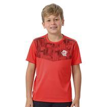 Camisa Flamengo Infantil Grind Braziline -