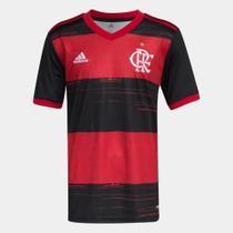 Camisa Flamengo Infantil I 20/21 s/n Torcedor Adidas -