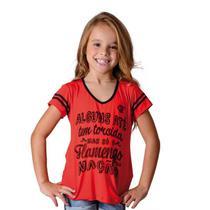 Camisa Flamengo Infantil Nation Braziline -