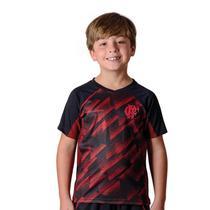 Camisa Flamengo Infantil Upper Braziline -