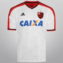Camisa flamengo oficial branco masculino original - Adidas
