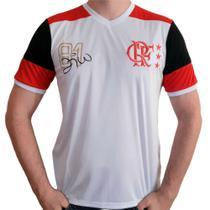 Camisa Flamengo Retrô Mundial 1981 Zico Oficial - Braziline