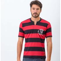 Camisa Flamengo Tri CRF Braziline -