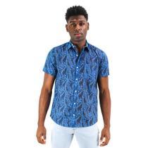 Camisa Floral Masculina Fatal Surf -