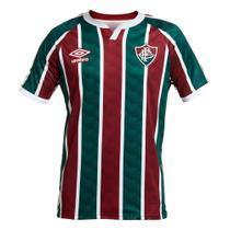 Camisa Fluminense 20/21 s/n Masculina - Dass
