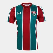 Camisa Fluminense I 19/20 s/n Torcedor Under Armour Masculina -