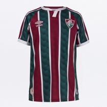 Camisa Fluminense Juvenil I 20/21 s/n Torcedor Umbro -