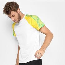 Camisa GONEW Futebol Brasil Sublimada Masculina -