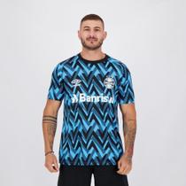 Camisa Grêmio 21/22 Aquecimento Umbro Masculina -