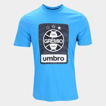 Camisa Grêmio Concentração II 21/22 Umbro Masculina -