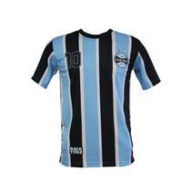 Camisa Grêmio Dry Placar - Back Time