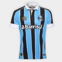 Camisa Grêmio I 19/20 s/nº Torcedor Umbro Masculino -