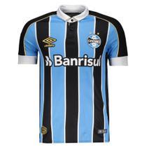 Camisa Grêmio I 2019 Jogador Masculina - P - Dass -