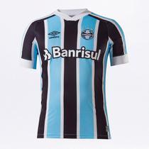Camisa Grêmio I 21/22 s/n Torcedor Umbro Masculina -