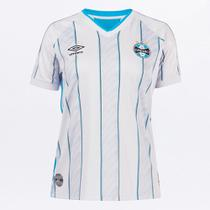 Camisa Grêmio II 20/21 s/n Torcedor Umbro Feminina -