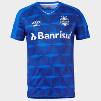 Camisa Grêmio III 19/20 nº 11 Torcedor Umbro Masculina -