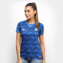 Camisa Grêmio III 19/20 s/n - Torcedor Umbro Feminina -