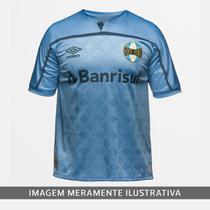 Camisa Grêmio III 20/21 s/n Torcedor Umbro Feminina -