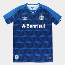 Camisa Grêmio Infantil III 19/20 s/n - Torcedor Umbro -