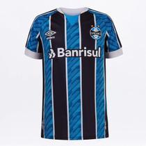 Camisa Grêmio Juvenil I 20/21 s/n Torcedor Umbro -