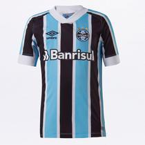 Camisa Grêmio Juvenil I 21/22 s/n Torcedor Umbro -