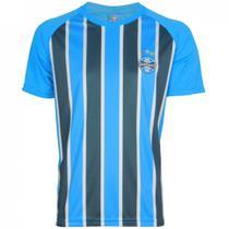 Camisa Grêmio Masculina Dry Tricolor - Oldoni