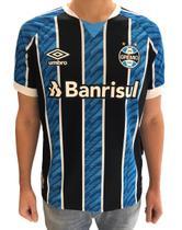 Camisa Grêmio Masculina Número 10 2020/21 -