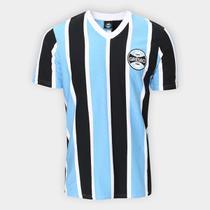 Camisa Grêmio Réplica 1991 Masculina - Natural cotton
