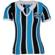 Camisa Grêmio Retrô 1977 Nº 9 Feminina - Oldoni