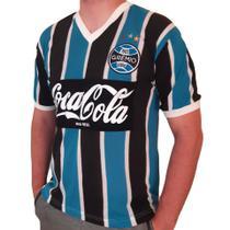 Camisa Grêmio Retrô Coca-cola 1989 Oficial -