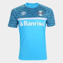 Camisa Grêmio Treino 21/22 Umbro Masculina -