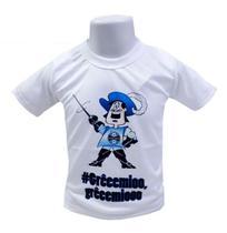 Camisa Infantil Grêmio Mascote Oficial - Revedor