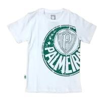 Camisa Infantil Palmeiras Branca Glorioso Oficial - Revedor