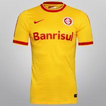 Camisa Internacional  Inter Nike 2014 Original Amarela -