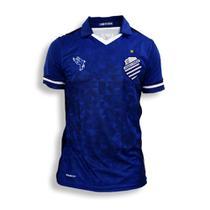 Camisa Jogador Oficial Azulão CSA N10 Uniforme 2 Cor Azul Ano 2019 -