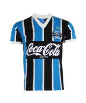 Camisa Juvenil Grêmio Retrô Libertadores Coca Cola 1989 -