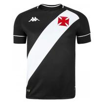 Camisa Kappa Vasco Oficial I 2020 Masculina -