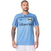Camisa Masculina Umbro Grêmio Oficial 3 C/N 20/21 Marinho -