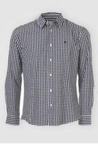 Camisa Masculina Xadrez Manga Longa 1000058742 Malwee -