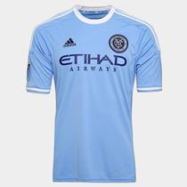 4370e8d1e6 Camisa New York City MLS Home 15/16 s/nº - Torcedor Adidas -