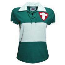Camisa Palmeiras 1916 Liga Retrô Feminina  Verde -