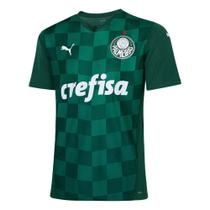 Camisa Palmeiras I 21/22 s/n Torcedor Puma Masculina -