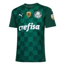 Camisa Palmeiras I Libertadores 21/22 s/n Torcedor Puma Masculina -