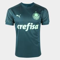 Camisa Palmeiras III 20/21 s/n Torcedor Puma Masculina -